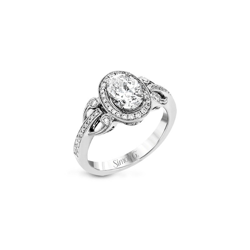 Simon G TR651 ENGAGEMENT RING