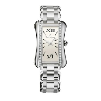 Alacria Queen Stainless Diamond Womens Watch