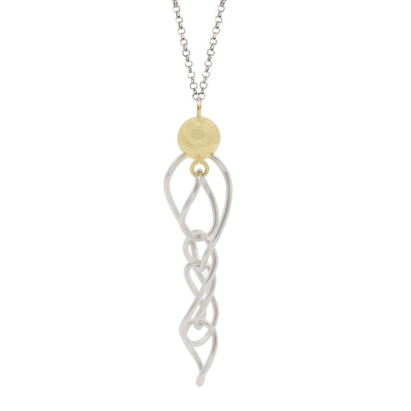 Frederic Duclos Devorah Necklace