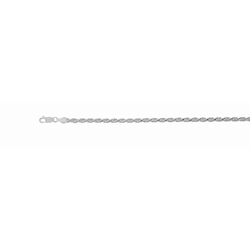 Royal Chain Silver 5mm Rope Chain