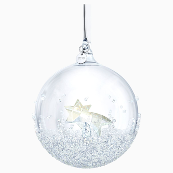 Christmas Ball Ornament, Annual Edition 2018