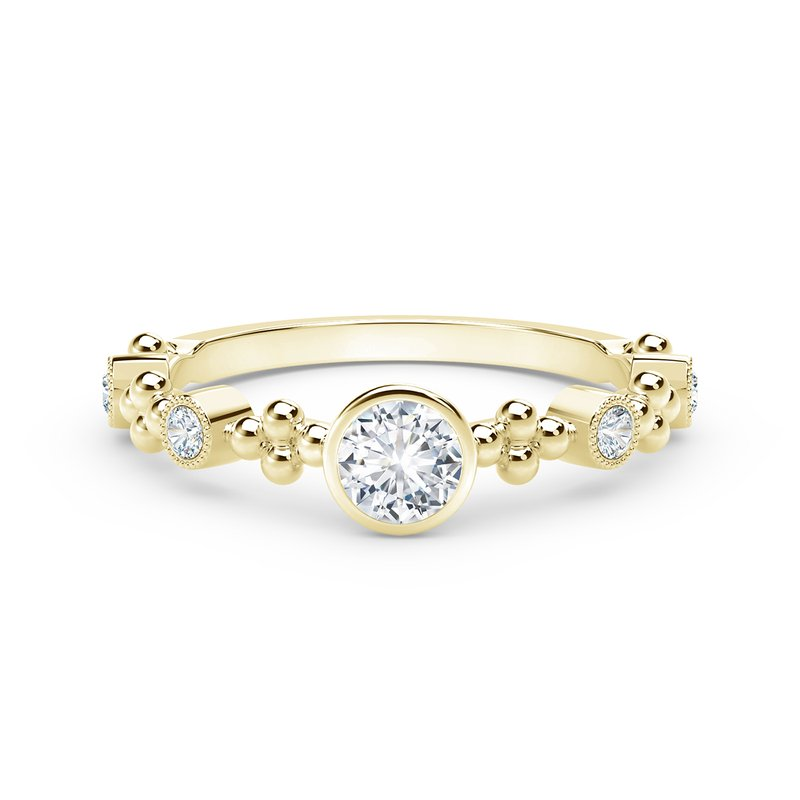 Forevermark The Forevermark Tribute™ Collection Feminine Diamond Ring