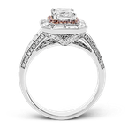 Simon G MR2594 ENGAGEMENT RING
