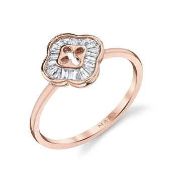MARS 26893 Fashion Ring, 0.26 Ctw.
