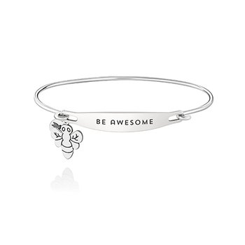 Be Awesome Id Bangle