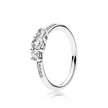 Fairytale Sparkle, Clear Cz