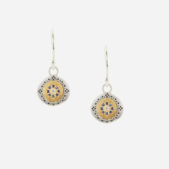 Seeds of Harmony Charm Earrings