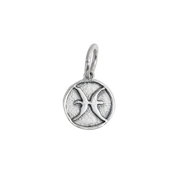 Mysteries Of The Zodiac Charm - Pisces