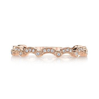 MARS Jewelry - Wedding Band 26624