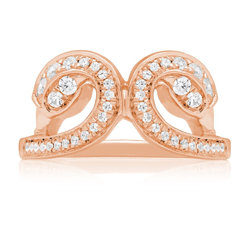 Veer Diamonds KISMET SWAN RING