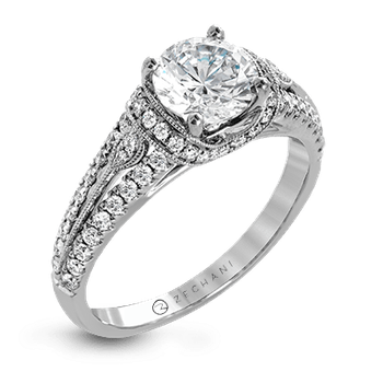 ZR1241 ENGAGEMENT RING