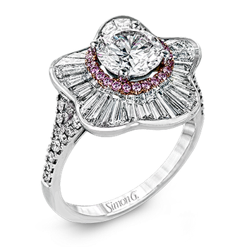 MR2562 ENGAGEMENT RING