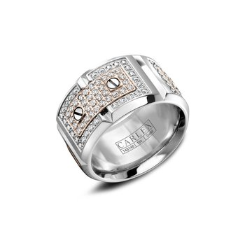 Carlex Generation 2 Ladies Fashion Ring WB-9895RW-S6