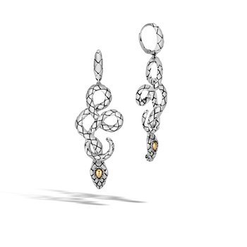 John Hardy Legends Cobra Women's Earrings
