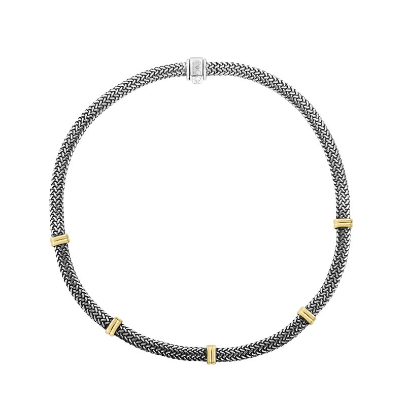 Royal Chain SILNCK1007-18