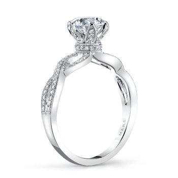 MARS Jewelry - Engagement Ring 26215