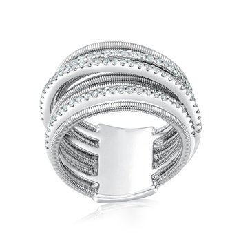 Coil Wire Ring