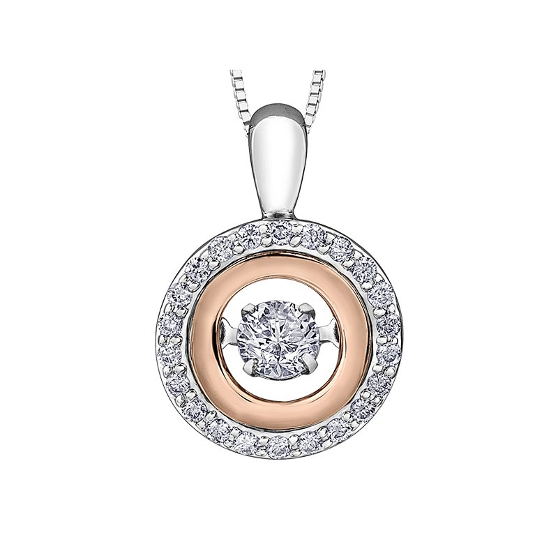 Diamond Days Pulse™ Diamond Pendant