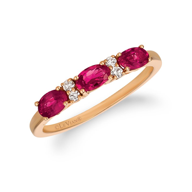 14K Strawberry Gold® Ring