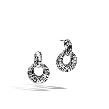 Classic Chain Tripple Drop Earring