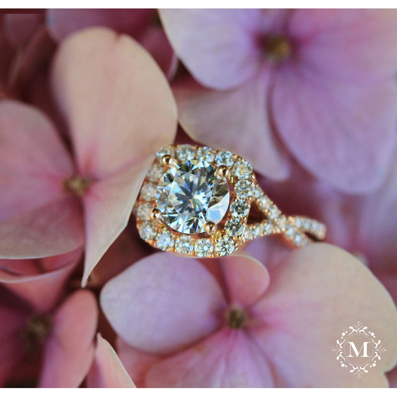 MARS Jewelry - Engagement Ring 25560