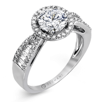 ZR799 ENGAGEMENT RING