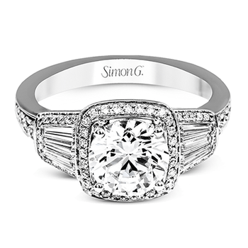 MR2523 ENGAGEMENT RING