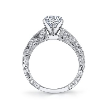 MARS Jewelry - Engagement Ring 25777