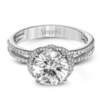Simon G LP2361 ENGAGEMENT RING