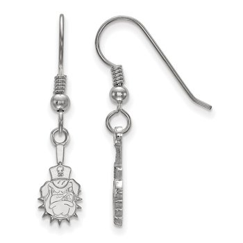 Sterling Silver The Citadel NCAA Earrings
