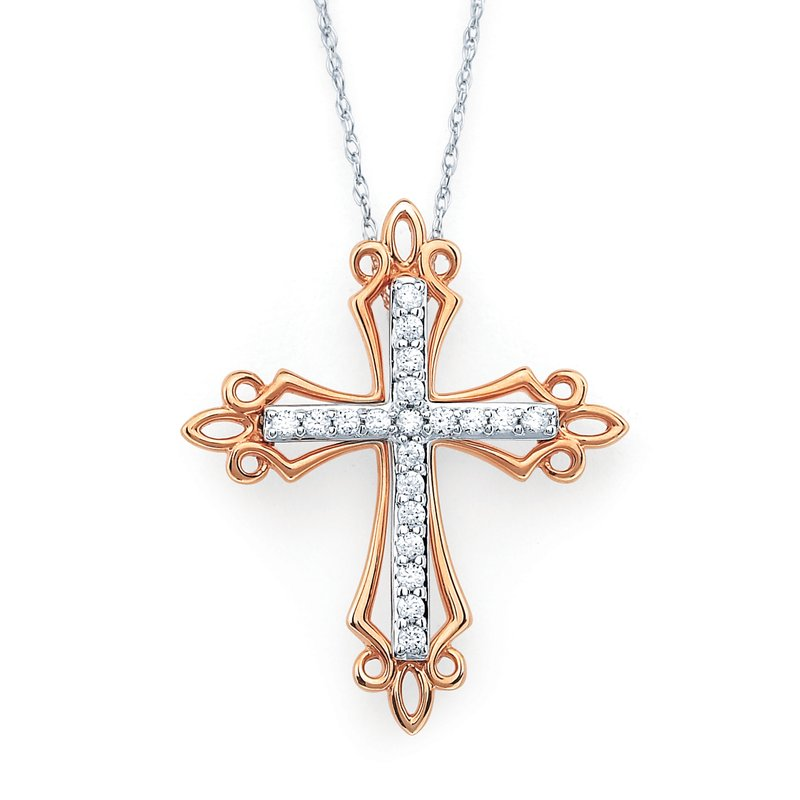 J.F. Kruse Signature Collection Pendant Rd V 0.2