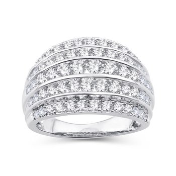 14K 2.00Ct Diamond Band