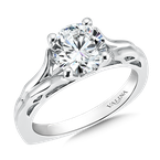 Valina Solitaire mounting .13 ct. tw., 1 1/2 ct. round center.
