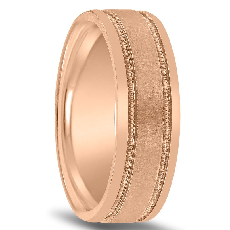 Colors Collection Wedding Band N01017 by Novell