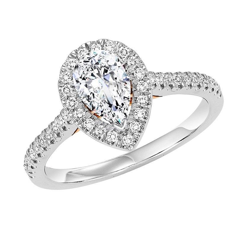 Saxon S Diamond Centers Bridal Bells 14k Diamond