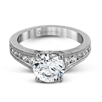 Zeghani ZR1033 ENGAGEMENT RING