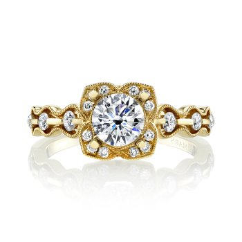 MARS Jewelry - Engagement Ring 27156