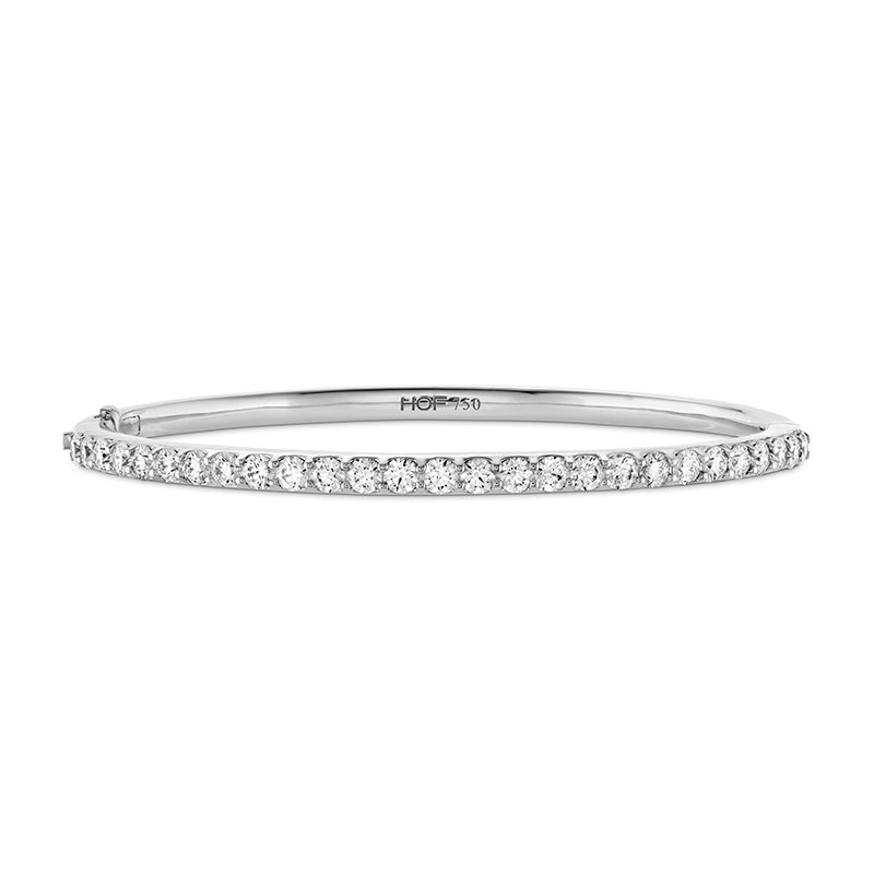 Hearts on Fire 2 ctw. HOF Classic Prong Set Bangle - 270