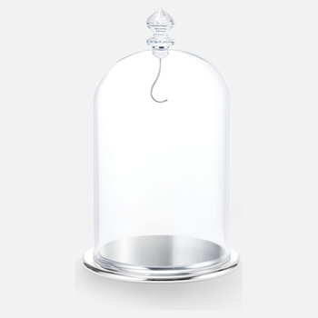 Bell Jar Display, large