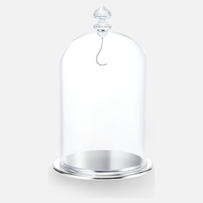 Swarovski Bell Jar Display, large