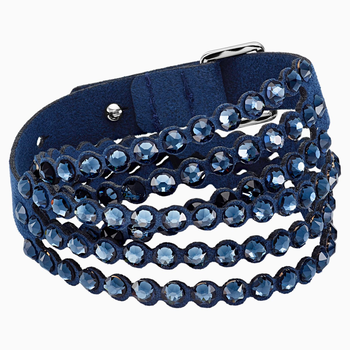 Swarovski Power Collection Bracelet, Blue