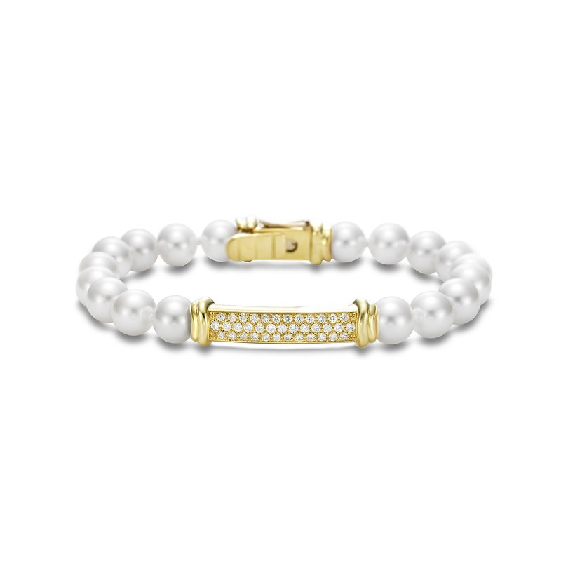 Mastoloni Pearls Sorrento Bar Bracelet