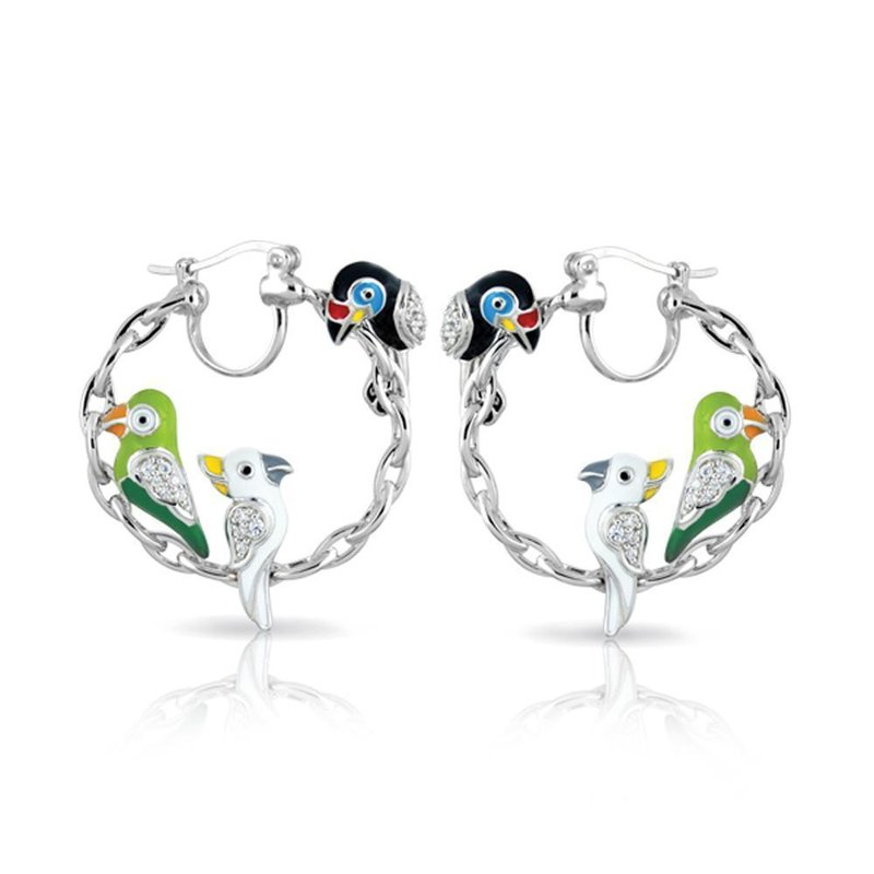 Belle Etoile Aviary Earrings