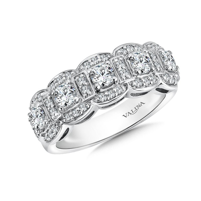 Valina Diamond Anniversary Band 1.05 ct. tw.