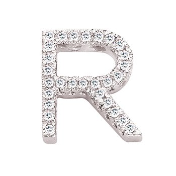 Alphabet Fishtail Series Letter R