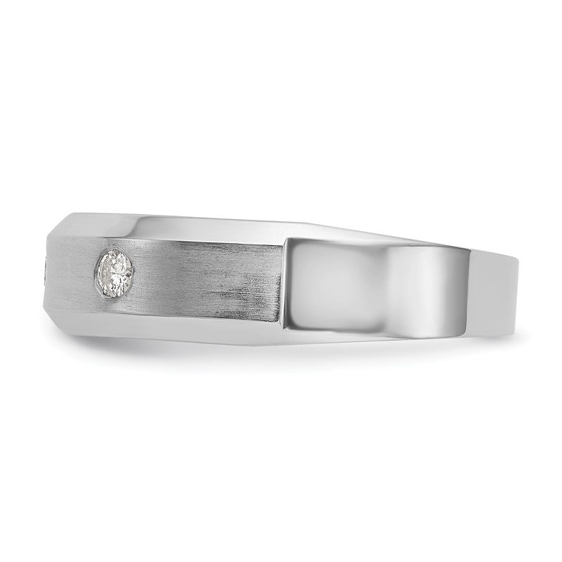 True Origin 14kw True Origin Lab Grown Diamond VS/SI, D E F, Men's Band