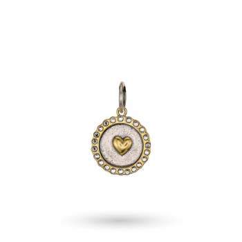 Cherishment Heart Charm