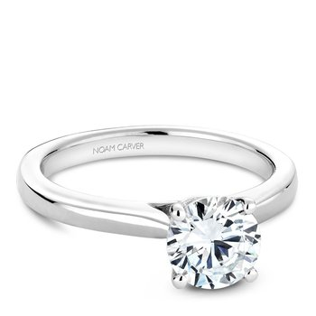 Noam Carver Modern Engagement Ring B140-01A