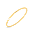 Roberto Coin 18KT GOLD OVAL BANGLE