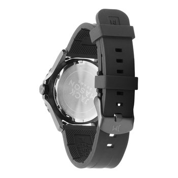 Ohio State Buckeyes Men's Blackout Silicone Strap Watch